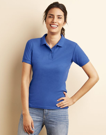 Gildan Womens Polo Shirt