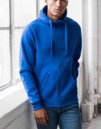 Graduate Heavyweight Zipped Hoody