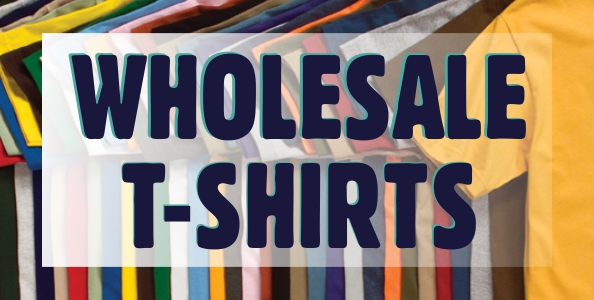 Wholesale t shirts uk for Discount screen printing t shirts